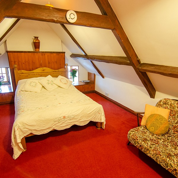 Double Bedroom (Room 4)